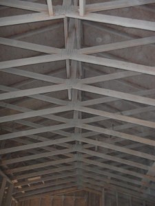 Water Damaged Ceiling After Baking Soda