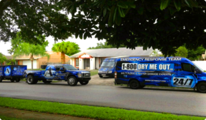 water damage Weeki Wachee fl